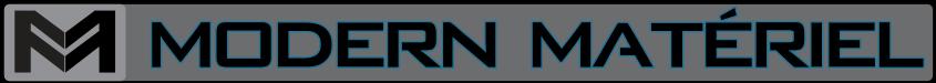 Modern Materiel Logo